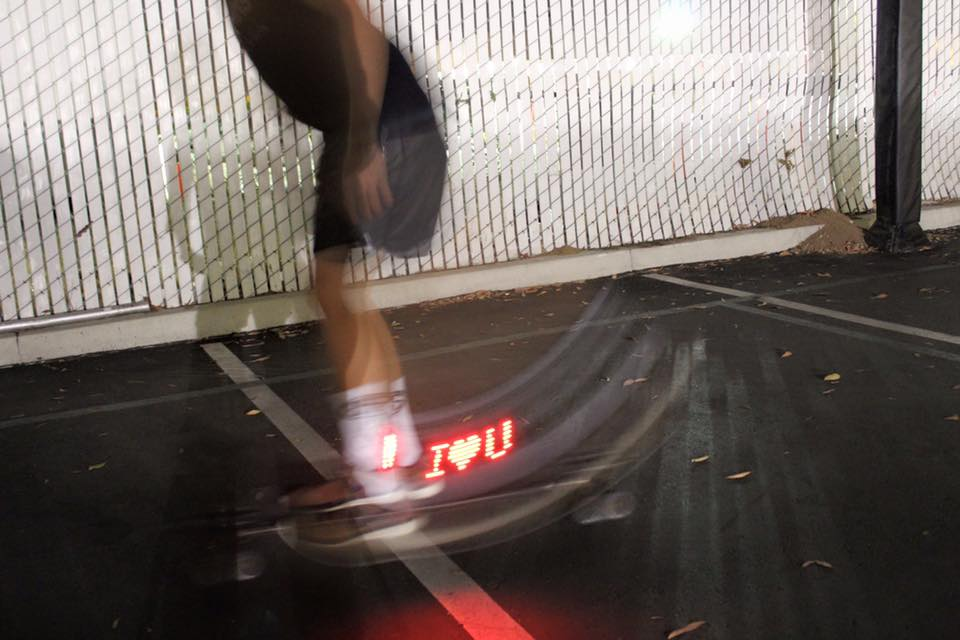 Specter Safe and Stylish Device for Night Runners and Athletes (2)