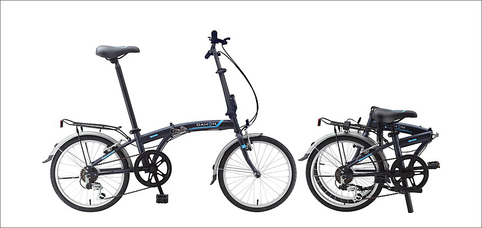 buying guide for folding minivelo dahon-suv d6