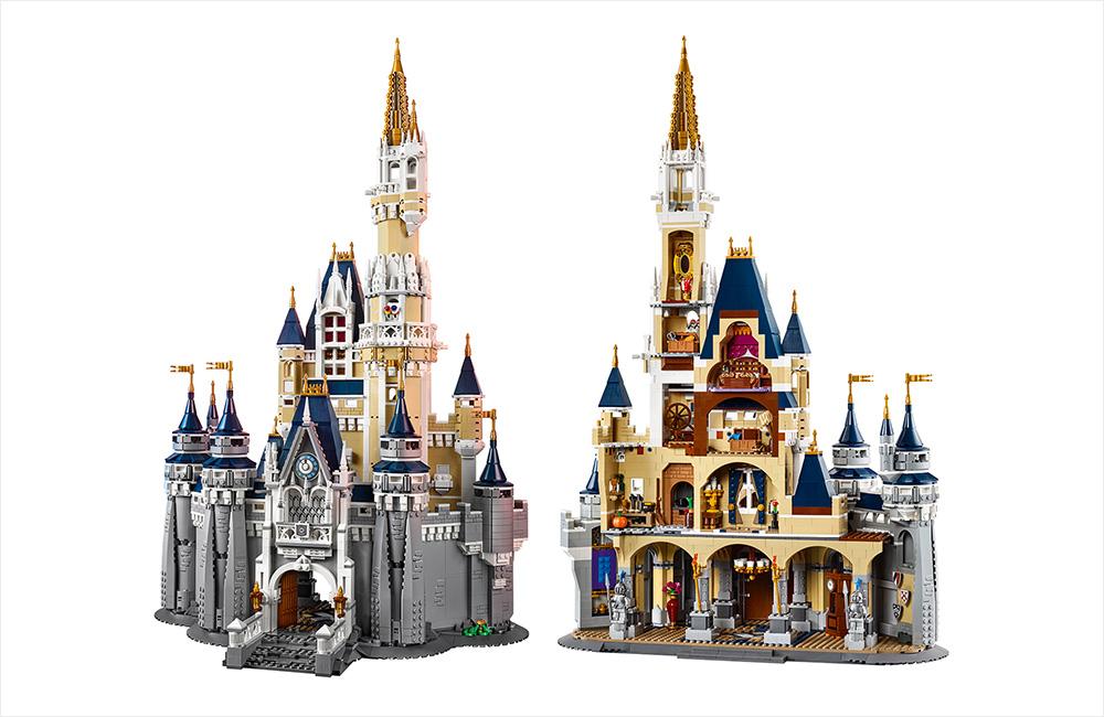 lego disney castle (5)