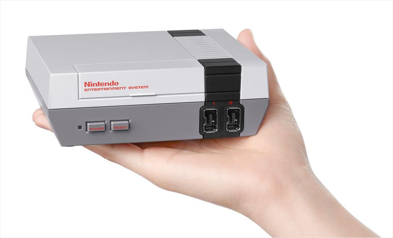nintendo mini NES Classic Edition (1)