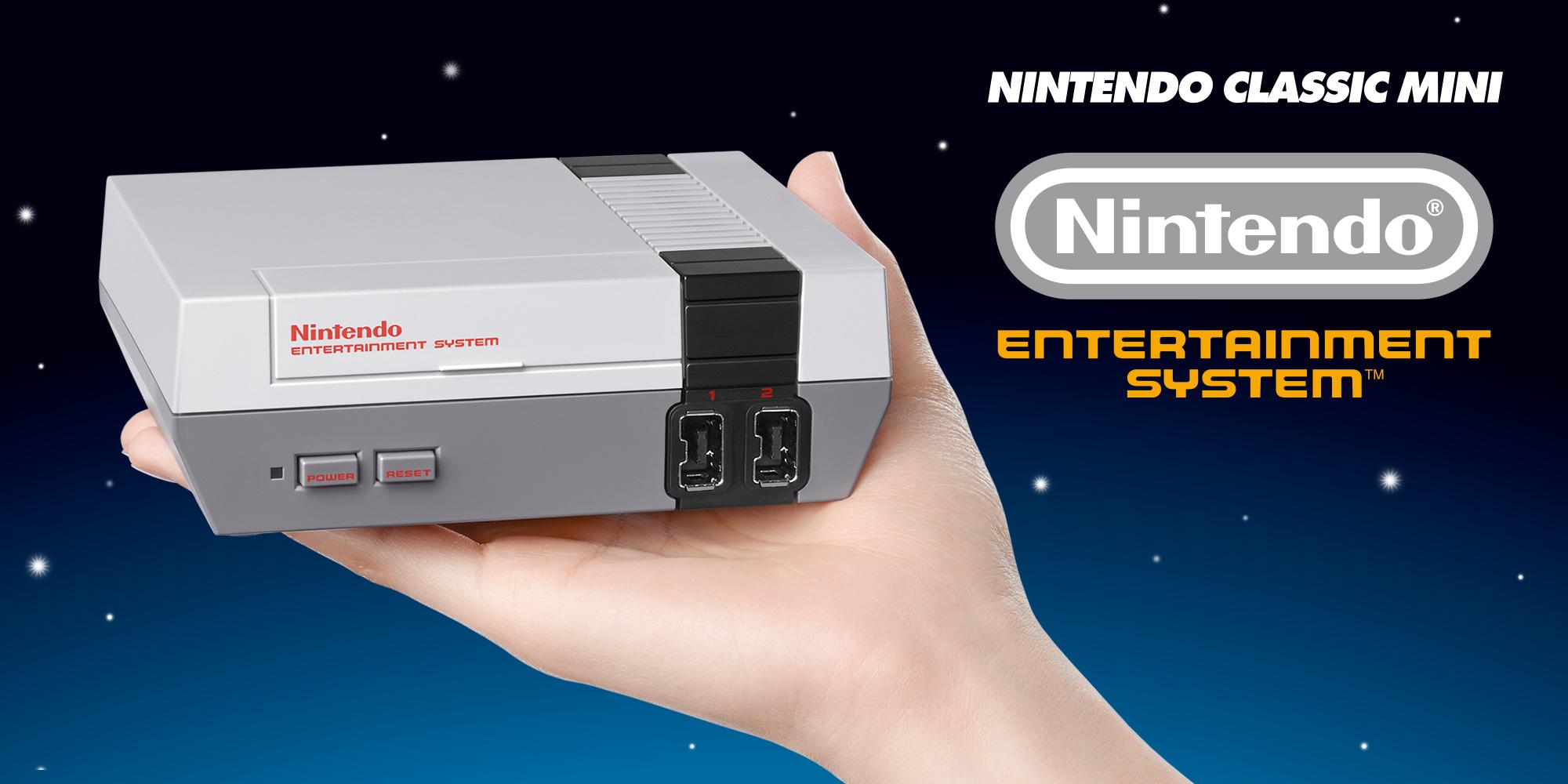 nintendo mini NES Classic Edition (2)