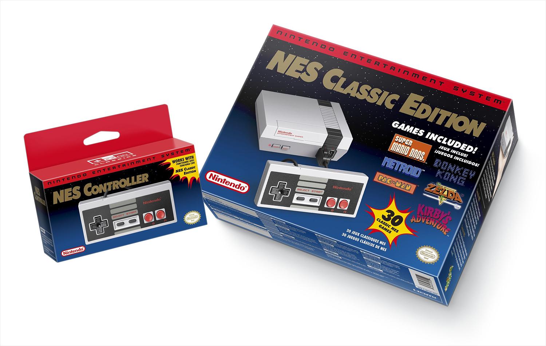 nintendo mini NES Classic Edition (3)