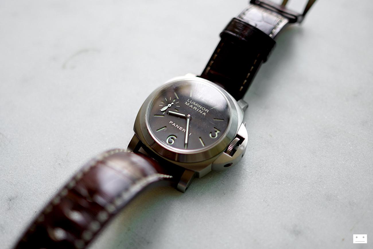 3. 파네라이 시계