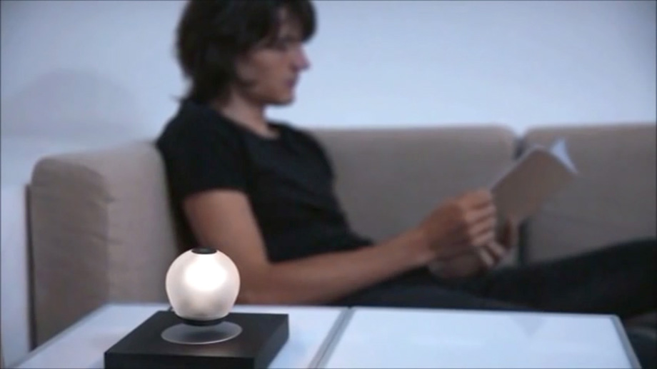 Anti Gravity Levitating Smartwatch Charger and Lamp - LIFT (3)