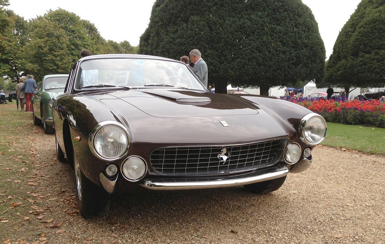 4. 1962 Ferrari Lusso GT @Flickr.com
