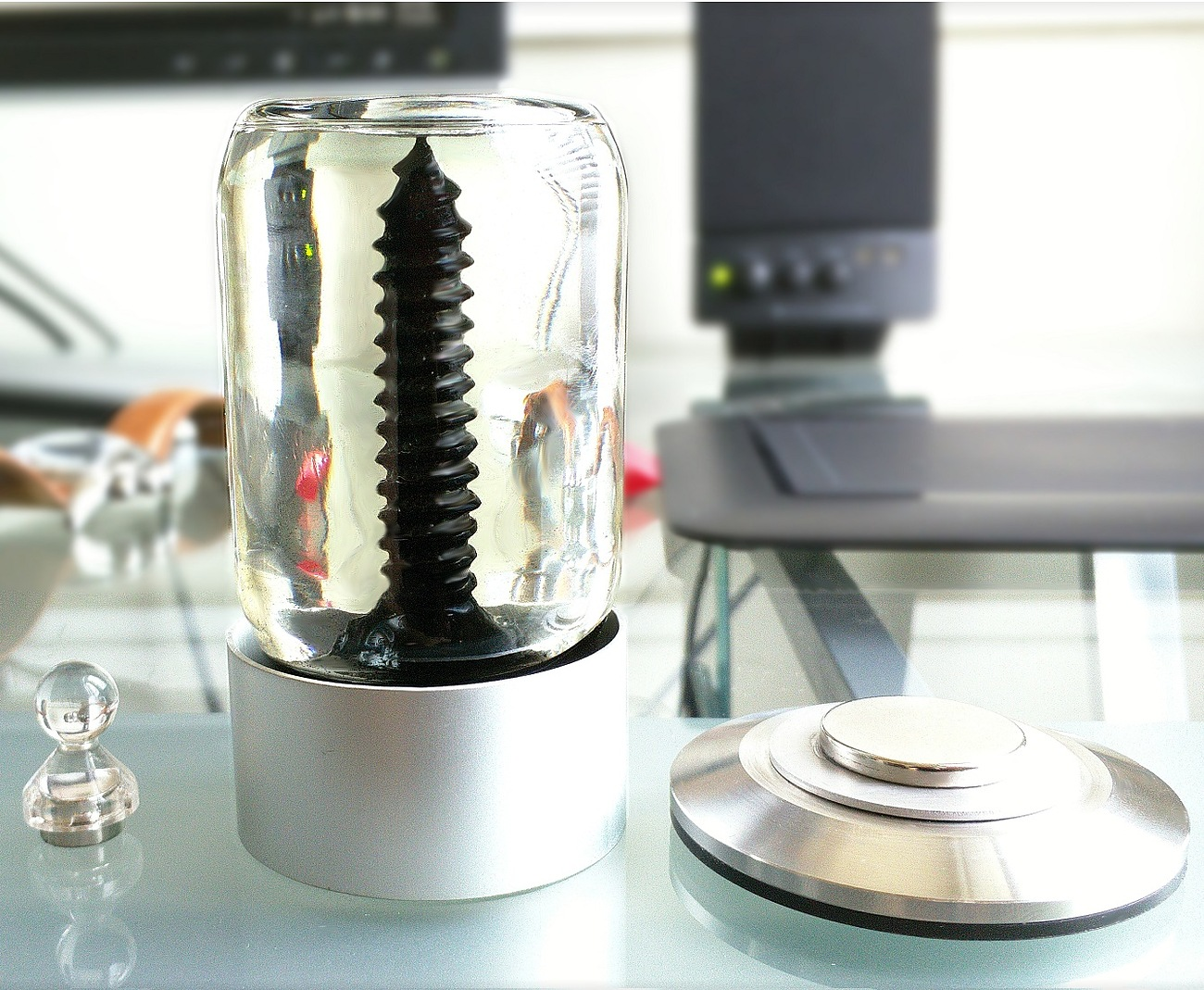 RIZE spinning ferrofluid sculpture (4)