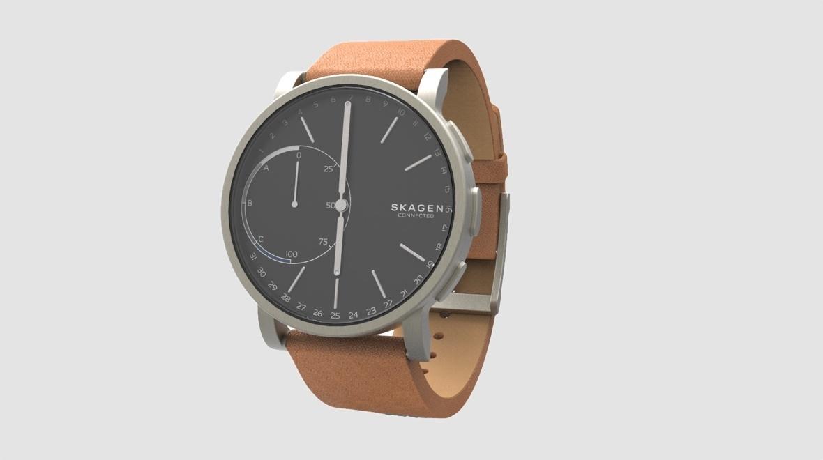 SKAGEN-Hagen-Connected-Hybrid-Smartwatch 2