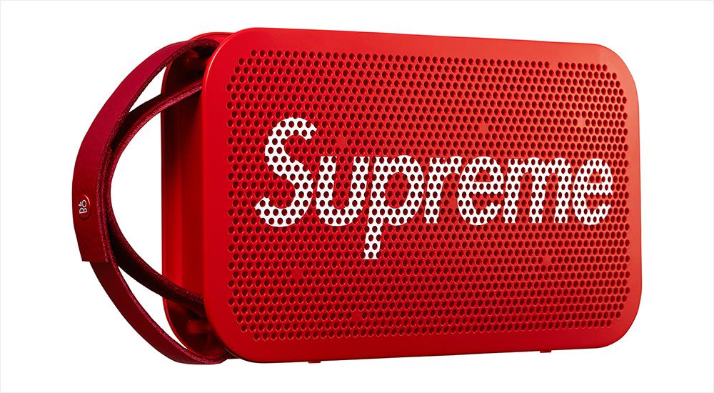 Supreme x B&O (1)