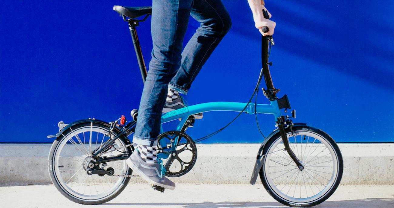6. Brompton Bike @Brompton.com