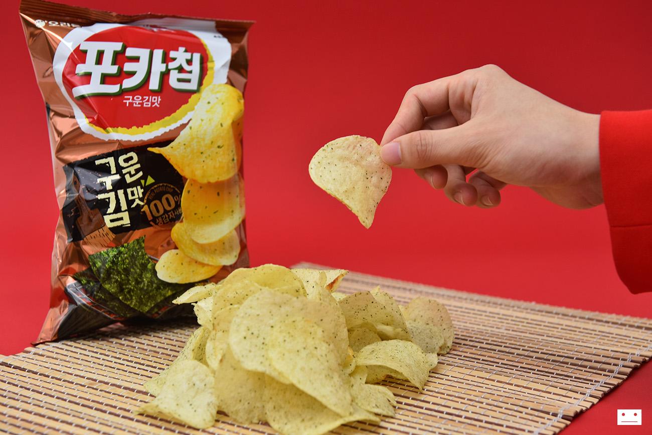 orion potato pocachip baked laver taste (8)