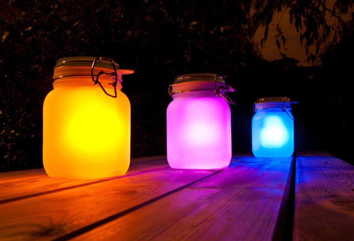 sunjar solar lamp mood lamp (2)