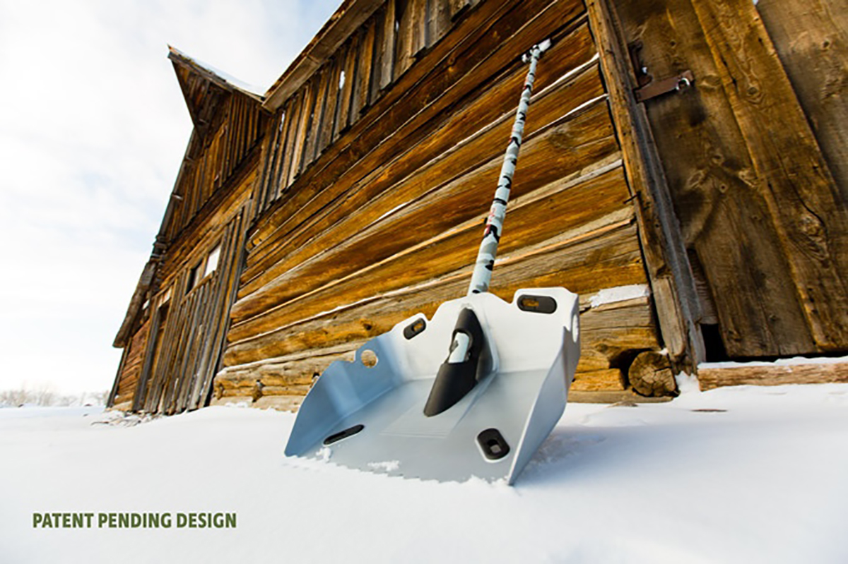 alpha-shovel