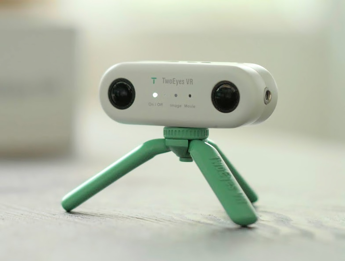 twoeyes vr 360 camera with 3d view (4)